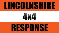 Lincolnshire 4×4 Response Logo