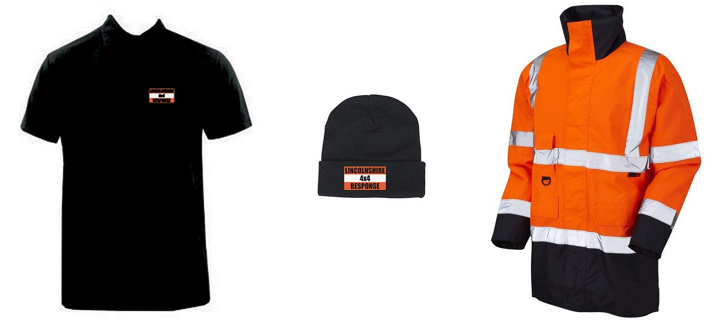 LN4x4R Clothing